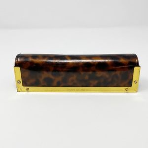 Tory Burch Tortoise Glasses Case